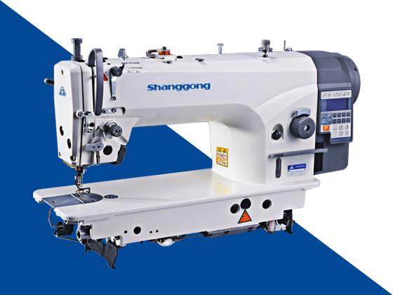 GC 952E4一体型微油自动剪线(针送料/齿送料)平缝机